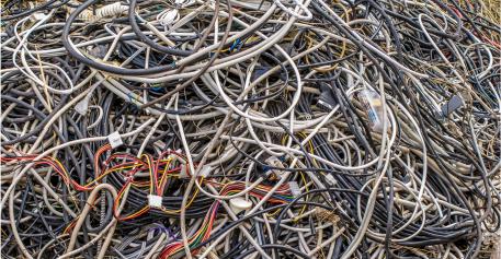 Skup i recykling kabli elektrycznych