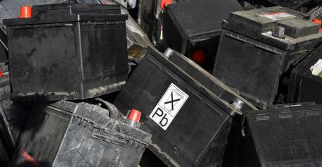 Skup i recykling akumulatorów